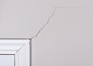 Cracks in Drywall