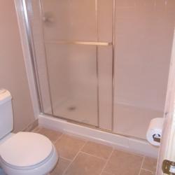 Basement Bathroom Remodel Shower
