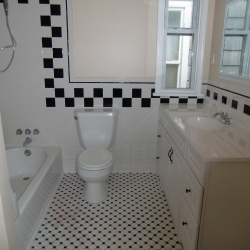 Bathroom Retiling Project