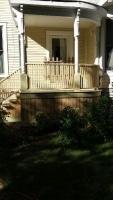 Evanston Porch Deck rebuild