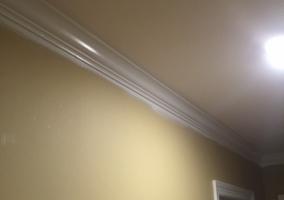 Hallway Crown Molding