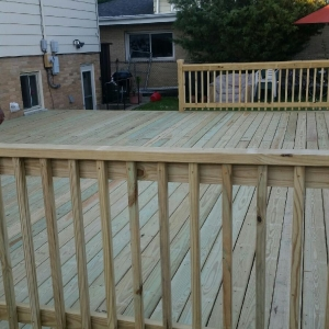 Complete Deck View