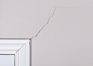 Cracks in Drywall