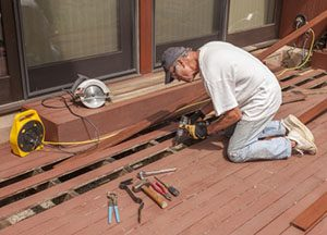 Deck Maintenance in Evanston