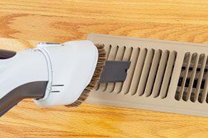 Spring Cleaning - Vacuum Register